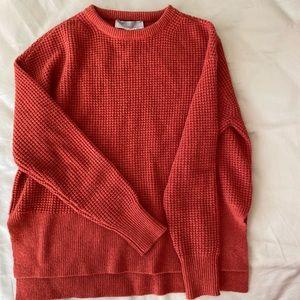 Everlane cashmere crew neck sweater NWOT